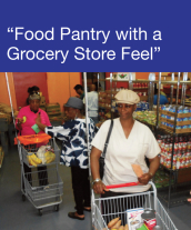 Community Events - Food Pantry With a 'Grocery Store Feel'