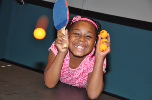 Community Programs - Ping Pong Party